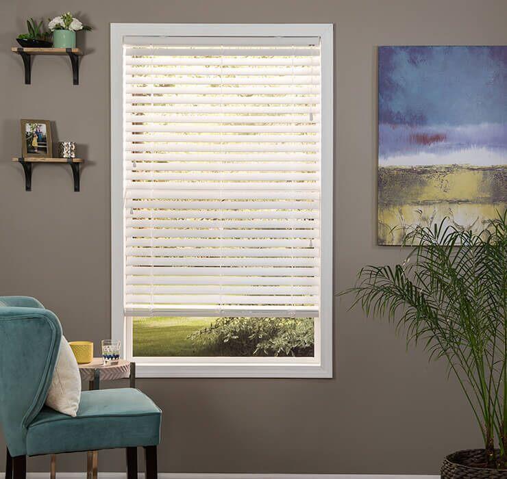 budget blinds houston faux wood blinds room scene window shades everyday lowest prices justblinds