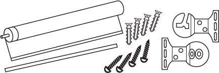 Standard Installation Parts