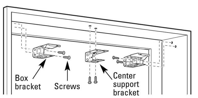 how to install wood blinds justblinds. Black Bedroom Furniture Sets. Home Design Ideas